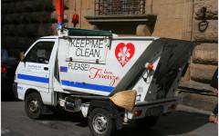 Quadrifoglio Firenze: servizio di pulizia notturna delle strade sospeso da lunedì 8 a domenica 21 agosto