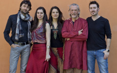 Firenze: al Fiorino sull'Arno la world music con testi in francese dei «Fil Rouge»