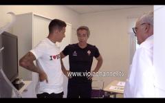 Fiorentina: la Roma insiste per avere Borja Valero. E' tornato Tello. E Corvino chiama Mosca per Corluka