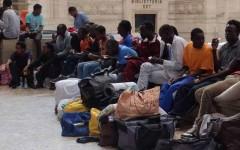 Firenze, migranti: apre la struttura d'accoglienza di via de'Bosis