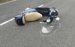 Castagneto Carducci: turista 30enne muore nello scontro fra il suo scooter e un'auto