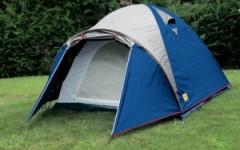 Firenze: turisti accampati in tenda in un giardino pubblico allontanati e denunciati dai vigili urbani