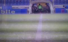 Fiorentina e Genoa sotto una bomba d'acqua. La partita di Marassi sospesa al 28' (0-0). E rinviata