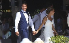 Isola d'Elba: Tania Cagnotto sposa Stefano Parolin. Gli auguri della Federnuoto