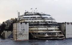 Costa Concordia, Genova: lo scafo, fatto a pezzi, sarà riciclato. Serviranno sei mesi