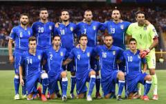 Calcio: l'Italia esce dalla top ten del ranking mondiale e scivola al tredicesimo posto Superata dal Galles