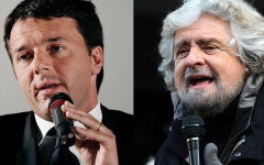 Referendum - Elezioni: cala fiducia per Renzi e Governo, aumentano intenzioni di voto per Pd, M5S, Lega