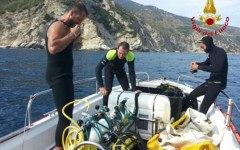 Livorno: vigili del fuoco salvano due persone in procinto d'annegare