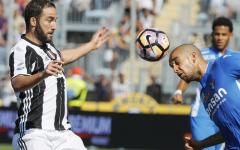 L'Empoli resiste un'ora: poi la Juve dilaga con Dybala e Higuain (0-3). Pagelle