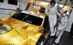 Autodromo del Mugello: Alex Zanardi vince la gara GT al rientro nelle corse. E si commuove
