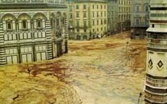4 novembre 1966: cinquant'anni fa l'alluvione di Firenze. L'Arno: un torrente con sfrenate ambizioni di fiume