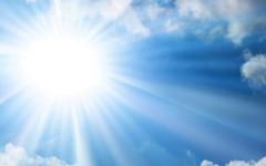 Meteo: caldo torrido fino al 3 giugno. A Firenze 29 gradi