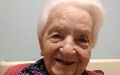 Montaione: i 106 anni di Luigina Nuti festeggiati a Villa Serena