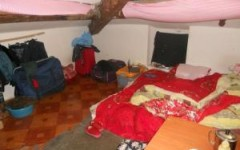 Prato: dormitorio abusivo nella Chinatown. Multa e sequestro del locale