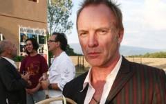 Prato: Sting in procura. I giudici ribadiscono «Totale estraneità della star all'inchiesta sul caporalato nel Chianti»