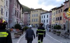 Terremoto Marche: in soccorso squadre di Vigili del fuoco da Firenze, Pisa, Arezzo e Prato