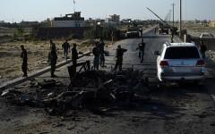 Bagram (Afghanistan): esplosione in base aerea usa, 4 morti e feriti