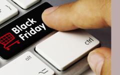 Il venerdì nero o meglio il Black Friday è l'ennesima consuetudine importata dagli USA dove, il venerdì dopo il Giorno del Ringraziamento, i negozi offrono super sconti per lo shopping di Natale.