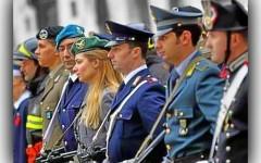 Contratto statali: gli aumenti per i militari e le Forze di polizia, a valere dal 2018