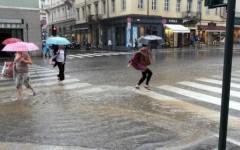 Firenze: allerta giallo, pioggia a catinelle sulla città. L'avviso della regione