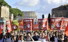 Referendum: popolo del No in piazza domenica 27 novembre a Roma