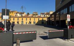 Firenze: Piazza Annigoni, attivato dissuasore mobile. Per proteggere area pedonale