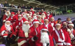 Firenze: Babbi Natale al Franchi, raccolti oltre 6.000 euro per beneficenza