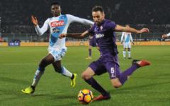 Fiorentina-Napoli: Pioli spera di schierare Badelj. Tifosi napoletani a caccia di biglietti (arriveranno in 10mila)