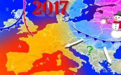 Meteo: per Natale, Santo Stefano e Capodanno 2017 prevale l'alta pressione, con gelo