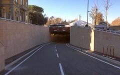 Firenze, tramvia: inaugurato il nuovo sottopasso Milton - Strozzi (video)