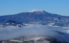 Grosseto: temperature a picco sul Monte Amiata (- 14°). Piste aperte con neve artificiale