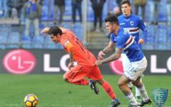 L'Empoli spreca un rigore (con Mchedlidze) e pareggia a Marassi con la Samp: 0-0