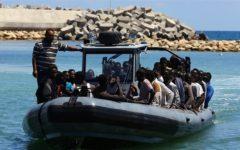 Tripoli: accordo contro l'immigrazione illegale firmato dal ministro Minniti con le autorità libiche