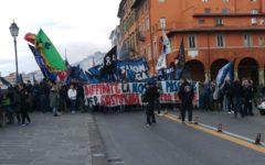 Pisa: corteo dei tifosi contro gli 87 Daspo emessi dalla Questura di Firenze