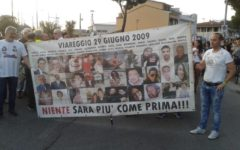 Lucca: strage di Viareggio, domani 31 gennaio attesa la sentenza. Corteo dell'Associazione familiari delle vittime
