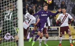 Fiorentina masochista anche con il Torino: da 2-0 a 2-2. Contestati i Della Valle, Sousa, i giocatori. L'agonia continua. Pagelle