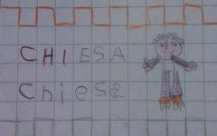 Peccioli: bambino di 6 anni disegna Federico Chiesa invece dell'edificio religioso. La Fiorentina lo invita allo stadio