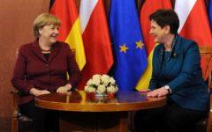 Merkel: Europa a più velocità, ma nessun gruppo esclusivo