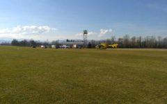 Arezzo, incidente aerei ultraleggeri a Sansepolcro: amputata una gamba all'istruttore ferito. Sequestrati i due mezzi