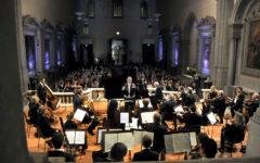 Firenze: l'Orchestra da Camera Fiorentina suona il tango a Palazzo Medici Riccardi