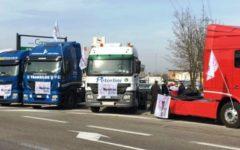 Trasporti: Tir Day, la protesta dei camionisti blocca molte città