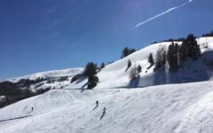 Neve in Toscana, week end 11-12 marzo: piste buone, inondate di sole. Presentazione squadre Campionati children e Cuccioli