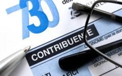 Fisco: cresce il reddito (+7,9%) dichiarato per l'Irpef, ma diminuisce il numero (-2,1%) dei contribuenti.