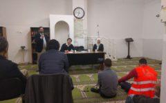 Firenze: Nardella visita il centro islamico. Accolto dall'imam Izzedin Elzir