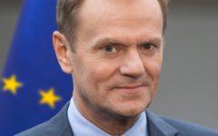 Vertice Ue: Tusk, presidente Consiglio, loda Gentiloni. Finalmente in Italia migranti diminuiscono
