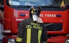 Firenze: corpo carbonizzato dentro furgone in fiamme parcheggiato al Galluzzo
