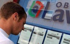 Economia: disoccupazione cala in aprile (-0,6% in un anno), ma resta stabile quella giovanile