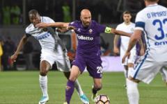 Fiorentina: Borja verso l'Inter. Striscione contro i Della Valle: «Vendereste anche i' fumo delle candele»