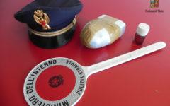 Arezzo: arrestato dalla polstrada muratore albanese che trasportava droga