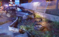 Pisa: agli arresti domiciliari l'automobilista fuggito all'alt della polizia sul lungarno mediceo